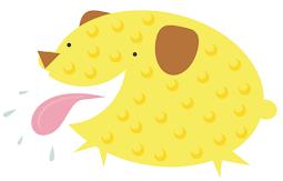 Zitronenhund